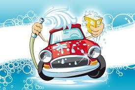 New Diesel car lavaggio e pulizia