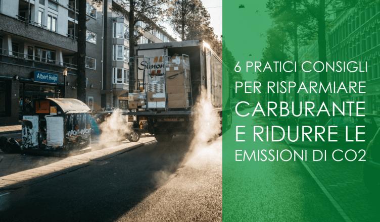 Come ridurre le emissioni di CO2 delle auto con alimentazione tradizionale?