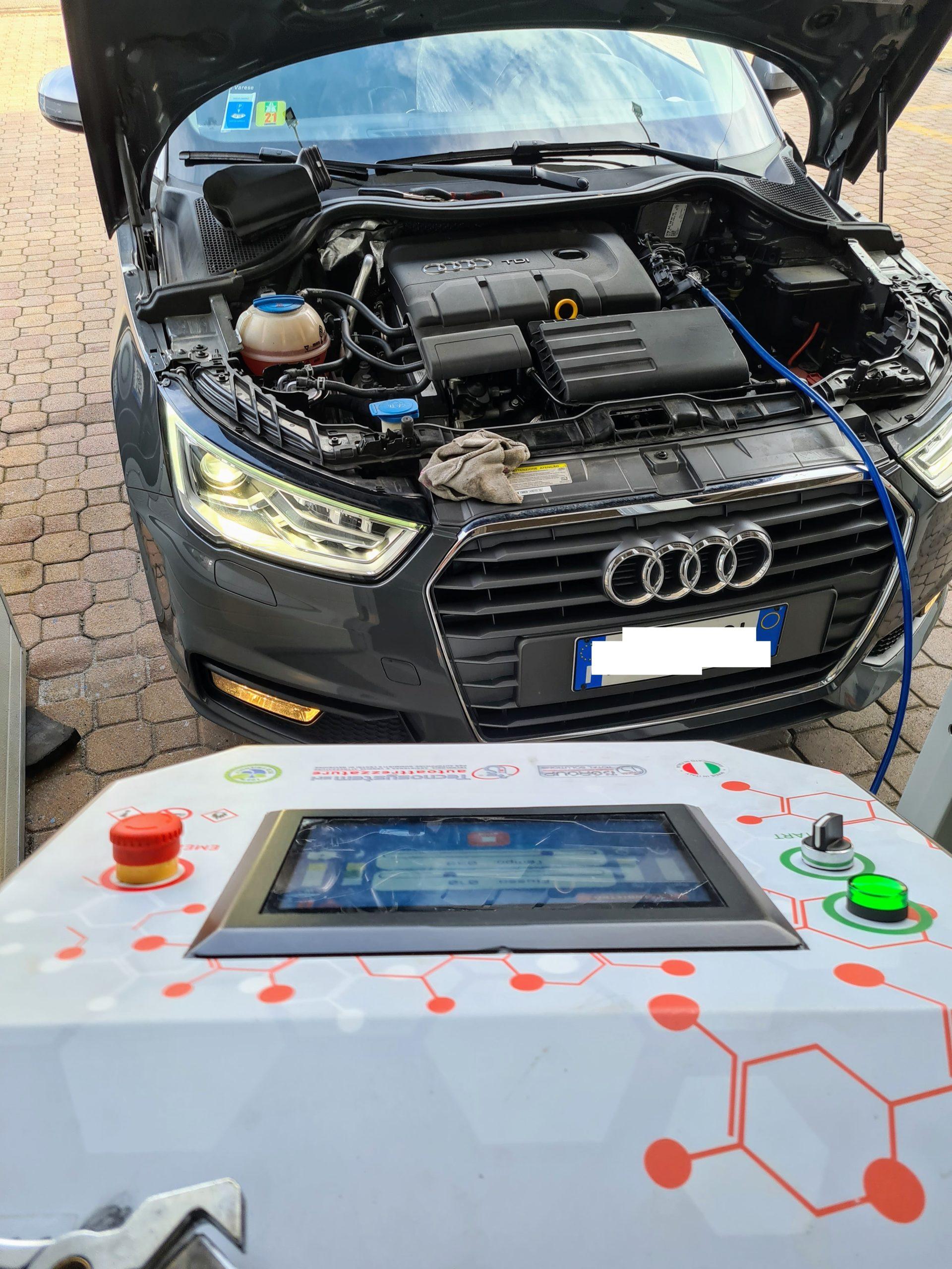decarbonizzazione Audi