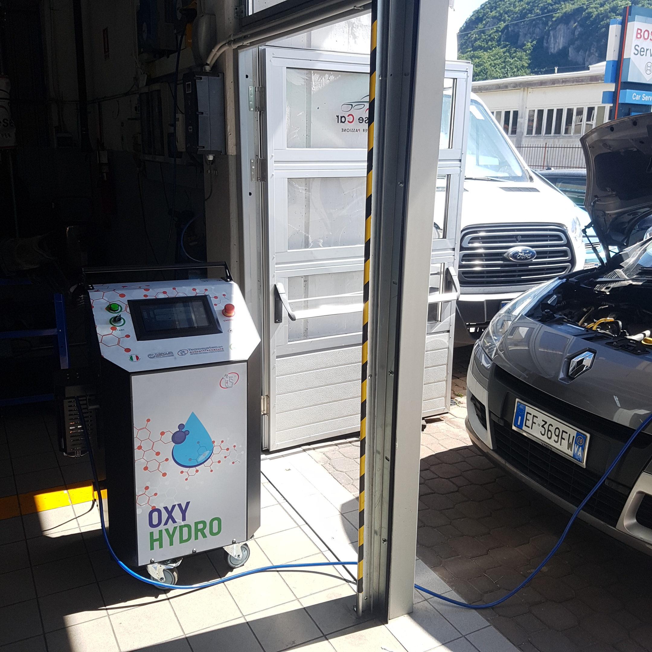 Decarbonizzazione Renault