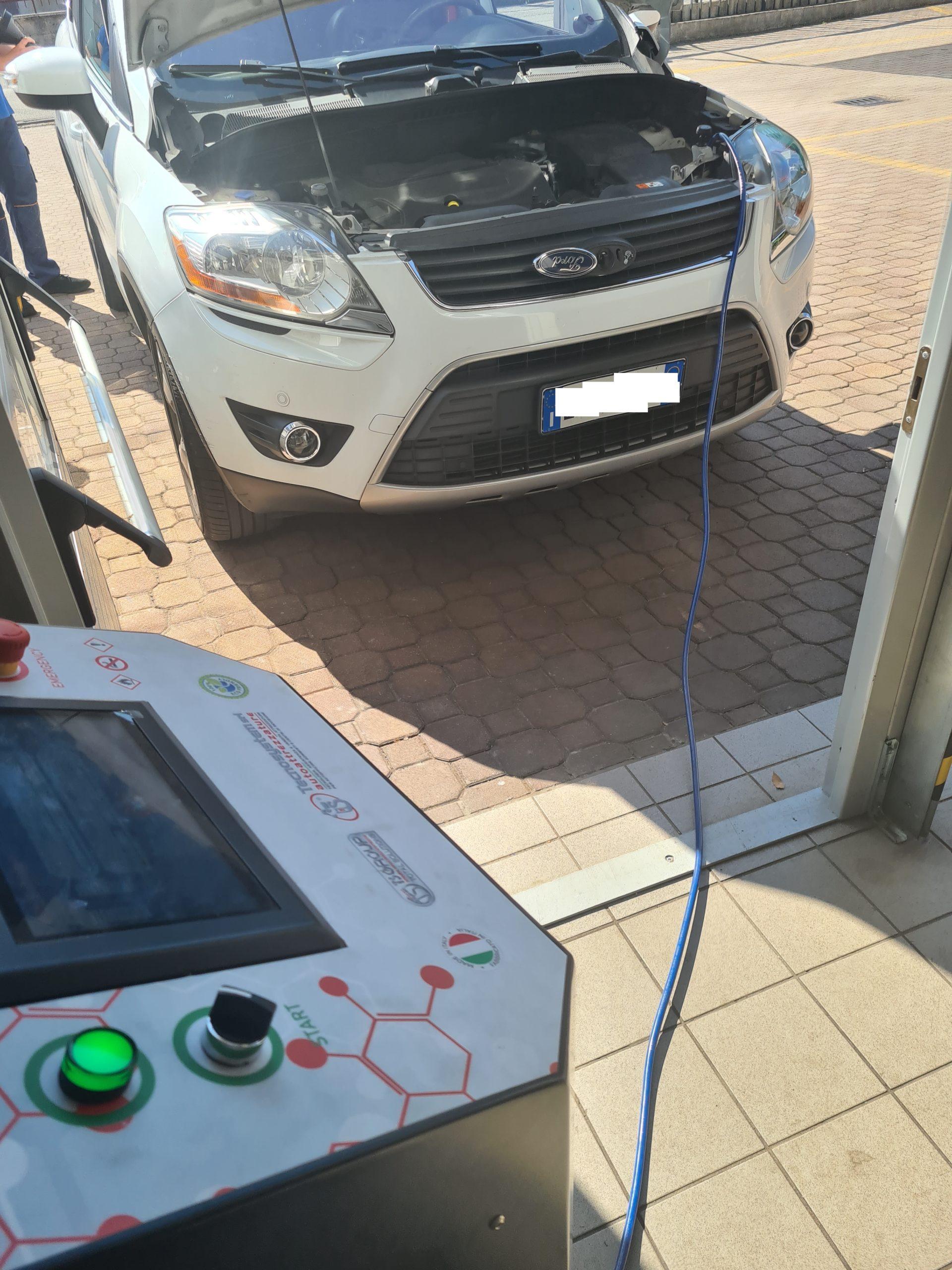 Decarbonizzazione Ford Kuga